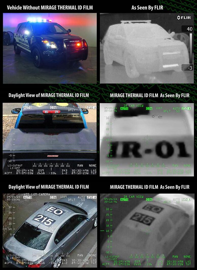 mirage graphic summary